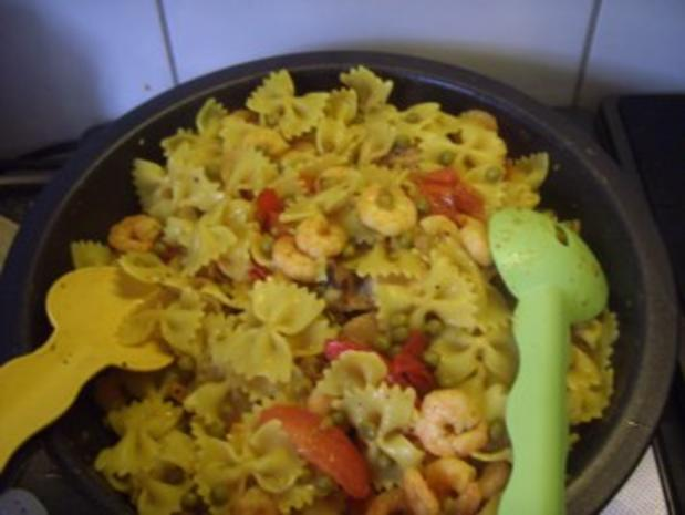 Paella-Nudeln - Rezept - Bild Nr. 11
