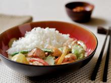 Thailändischer Reis in Kokosmilch - Rezept - Bild Nr. 2