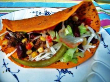 Enchilada - Rezept