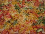 Pizza Bella Italia - Rezept