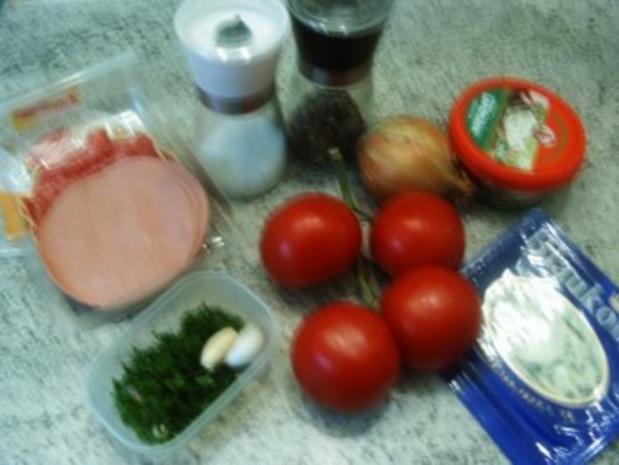 Pikante Tomaten - Rezept - Bild Nr. 2
