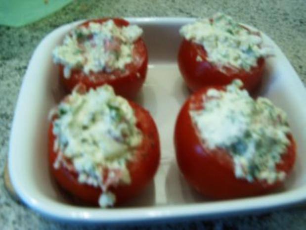 Pikante Tomaten - Rezept - Bild Nr. 5