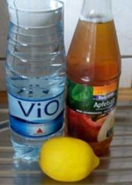Getränk: Zitronen-Apfel-Drink - Rezept