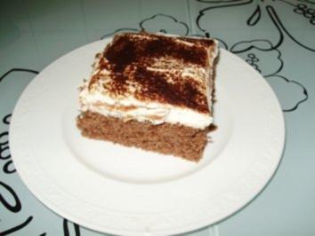 Amaretto - Quark - Kuchen - Rezept