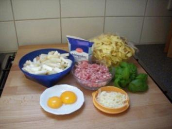 Tagliatelle mit Spargel-Sahne-Soße - Rezept
