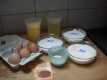 Mamor-Eierlikör-Kuchen - Rezept