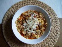 Pasta e Fagioli - Rezept
