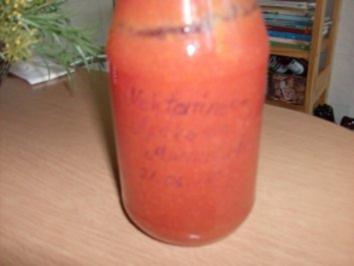 Aprikosen-Nektarinen-Marmelade - Rezept