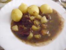 Sächsisches Zwiebelfleisch - Rezept