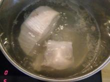 Grüne Bohnensuppe nach Omas Art - Rezept