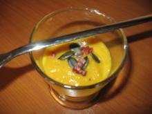 Kürbiscremesuppe klassisch - Rezept