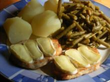 Camembert-Schnitzelchen - Rezept