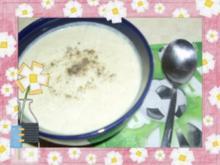 Kalte Gurken-Fruchtsuppe - Rezept