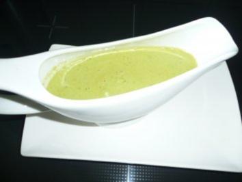 "Mocho Verde oder ""Mediterane grüne Sauce"" - Rezept"