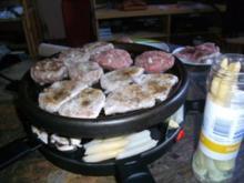 Raclette Variationen - Rezept