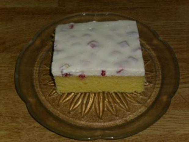 Erdbeerschnitten - Rezept - Bild Nr. 2