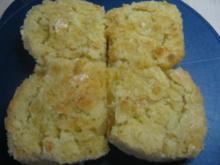 Kokos-Mandel Kuchen - Rezept
