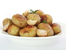 Neue Kartoffeln in der Schale gebraten - Rezept - Bild Nr. 2