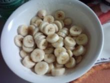 Bananentorte - Rezept