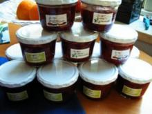 Diät -Erdbeer- Marmelade - Rezept