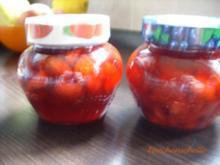 Konfitüre & Co:  Erdbeer mit Gin und rotem Pfeffer - Rezept