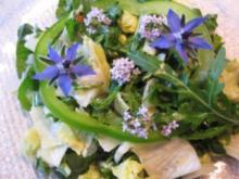 """Salat in """"Grün"""" ... - Rezept"""