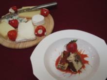 Marskuchen - was Süßes, was Würziges und was Fruchtiges - Rezept