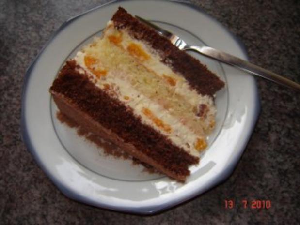 Kuchen Torten Drei Tage Torte Rezept Kochbar De