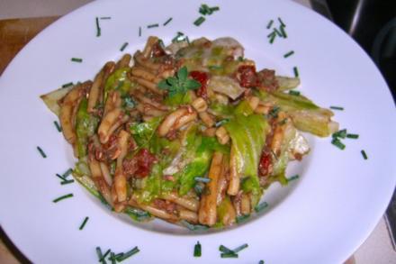 Thunfisch-Nudel-Salat - Rezept
