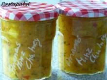Ananas-Minze-Chutney - Rezept