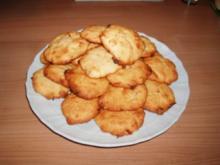 Weiße Schokoladen-Cookies - Rezept