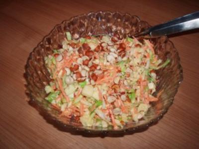 Amerikanischer Krautsalat - Rezept