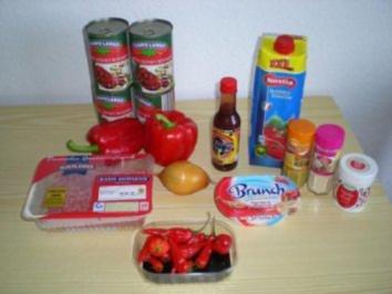 Chili con carne für echte Chilifans - Rezept