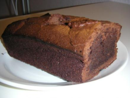 Schokoladenbrot (Kuchen) - Rezept