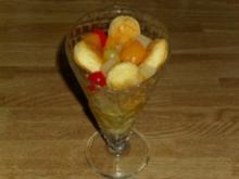 Schnelles Tuttifrutti - Rezept