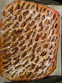 glutenfrei backen: Zwetschgenkuchen vom Blech - Rezept - Bild Nr. 2