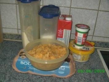Cornflakes-Butter-Kuchen - Rezept