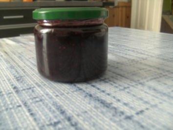 Waldfruchtmarmelade,    Die Lieblingsmarmelade meines Mannes, - Rezept
