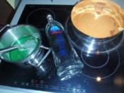 Wodka Kuchen - Rezept