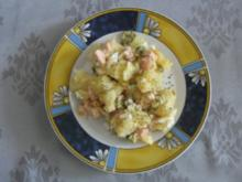 Oma´s Kartoffelsalat - Rezept