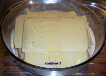Rezept: Auflauf: Einfacher Weißbrot-Auflauf