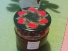 Erdbeer-Kiwi Marmelade - Rezept