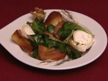 Tomatensalat mit Brot (Sabrina Lange) - Rezept