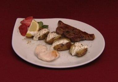 Rezept: Kartoffeln zwischen Fisch und Lamm (Sabrina Lange)