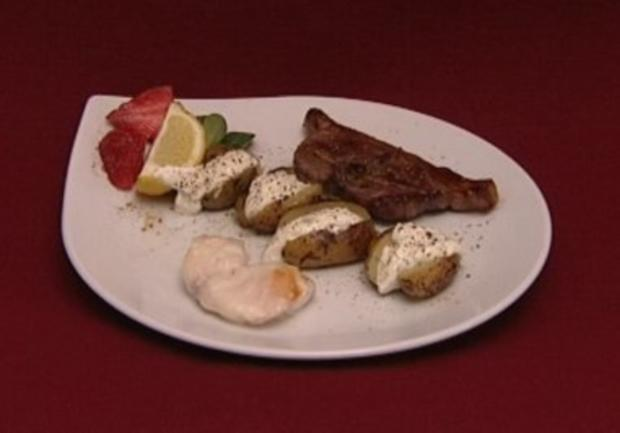 Kartoffeln zwischen Fisch und Lamm (Sabrina Lange) - Rezept