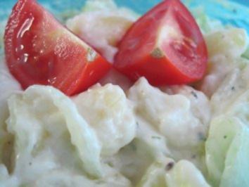 Kartoffelsalat á la Moni - Rezept