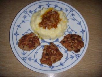 Kartoffel-Kohlrabi-Püree - Rezept