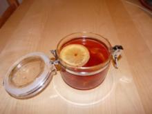 Weißwein, eingelegt in Chili und Zitrone - Rezept