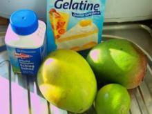 Dessert: Mango-Limetten-Dessert - Rezept