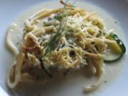 Makkaroni-Zucchini-Auflauf - Rezept
